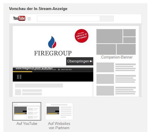 youtube werbung schalten trueview in stream. Black Bedroom Furniture Sets. Home Design Ideas